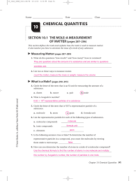 5 college application topics about prentice hall chemistry