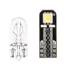 miniature incandescent light bulb 194 can bus led rv light bulb 1 side smd led miniature wedge