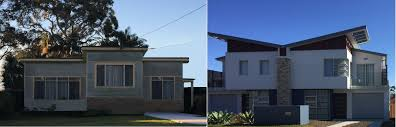 downsize from a larger house duplex sydney