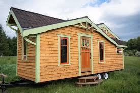 american craftsman jetson green tiny house that borrows from the american craftsman style