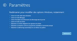 mode bureau windows 8 win 8 8 1 démarrage sans échec depuis le bureau dépannage