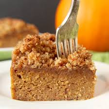 paleo pumpkin coffee cake s baking me