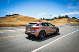 a weekend escapade in our four seasons 2017 infiniti qx30 sport