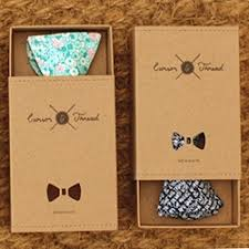 gift box for tie cursor and thread has a bow tie gift box designed by ooco