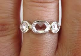 bezel ring oval cut and cut diamond bezel ring perlis