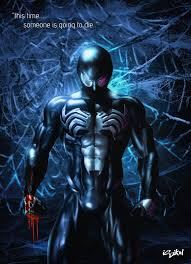 spiderman black isikol deviantart