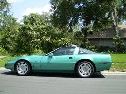 1991 corvette colors fs 1991 corvette zr 1 turquoise black corvetteforum chevrolet