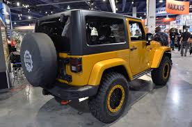 sema jeep yj rubicon4wheeler jeep wrangler copper crawler