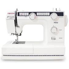 necchi fa16 mechanical sewing machine sew vac direct