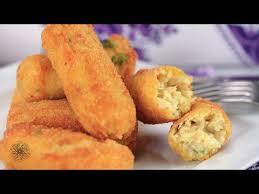 cuisine choumicha poulet choumicha croquettes de pomme de terre au poulet