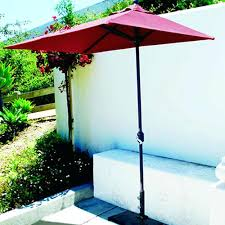Patio Umbrella Walmart Canada Amazing Patio Half Umbrella For Commercial Use Recommended 71
