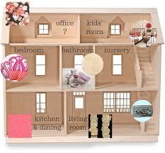 free dollhouse floor plans the dollhouse floor plan making it lovely