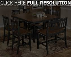 Dining Table Designs In Wood And Glass 8 Seater Chair Cocktail Table 3pc Bistro Set Dining High Top Wood Glass