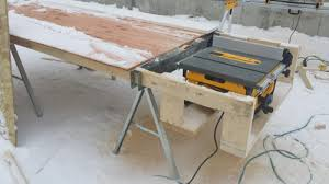 dewalt table saw stand page 2 woodworking talk woodworkers forum