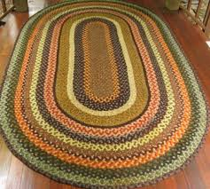 Round Woven Rugs Vintage Braided Rugs Roselawnlutheran