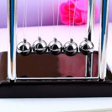 Fun Office Desk Toys by Newton U0027s Cradle Fun Steel Balance Ball Physics Science Desk Toy
