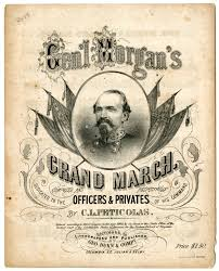 the civil war in sheet music ohio history connection