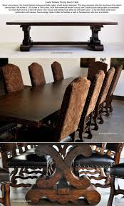 Tuscan Style Dining Room Furniture Tuscan Style Dining Table Door Decorations