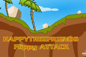 happy tree friends flippy attack happy tree friends