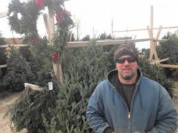 christmas tree lots busy with customers daily southtown