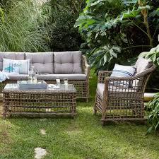 canapé en rotin pas cher charmant salon de jardin en rotin pas cher a propos de canapé d