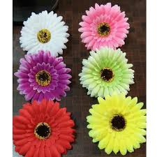 artificial flowers gerbera artificial flower at rs 36 flower kritim