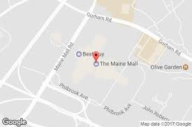maine mall map mall hours address directions the maine mall