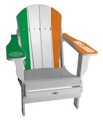 irish flag custom sports chair mycustomsportschair com