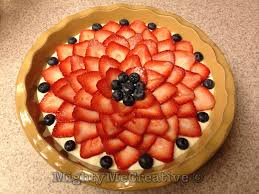 Strawberry Decorations Sugar Free No Bake Cheesecake Mightymecreative