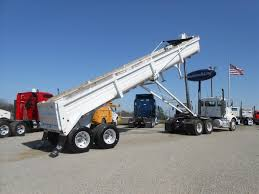 used 2007 lufkin uld 38 end dump trailer for sale in ms 6422