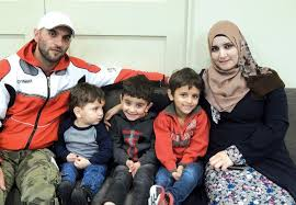 Blind River Weather Syrian Family Settles In Blind River Sudbury Star