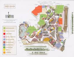 Map Of Las Vegas Strip Hotels by New York New York Hotel Map Las Vegas Ny Ny Map