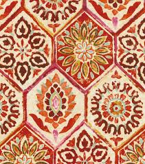 Home Decor Upholstery Fabric Upholstery Fabric Harlequin Crimson Upholstery Fabrics