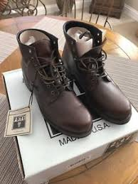 s lace up combat boots size 11 frye mens size 11 lace up combat boot brown