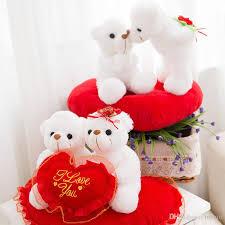 valentines day stuffed animals 2018 2018 creative puppy teddy dolls stuffed