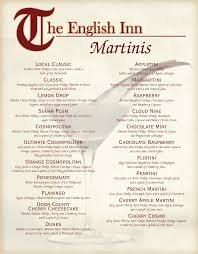 martini splash png the english inn fine dining in green bay and fish creek wi