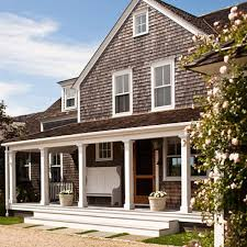 houses with porches nantucket summer home traditional home