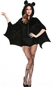 bat costume iyiss women s bat costume bodysuits with
