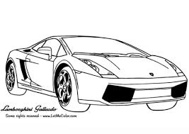 sketch of lamborghini gallardo lamborghini gallardo coloring page free printable coloring pages
