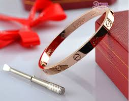 love bracelet pink gold cartier images Cartier bangle love leve lovers bangles pink gold gold cartier jpg