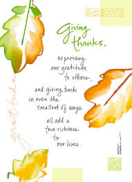 leaves give thanks thanksgiving card cardstore
