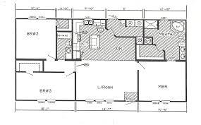 4 Bedroom Single Wide Floor Plans 2 Bedroom Double Wide Mobile Home Floor Plans Http