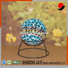 Hanging Gazing Ball Blue Glass Ball Blue Glass Ball Suppliers And Manufacturers At