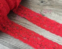 ribbon lace lace ribbon etsy