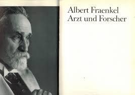 Arzt Bad Camberg Albert Fraenkel Arzt Von Fraenkel Zvab