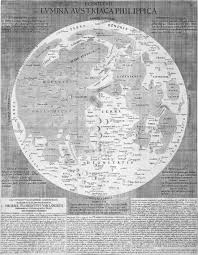 Moon Map File Langrenus Map Of The Moon 1645 Jpg Wikimedia Commons