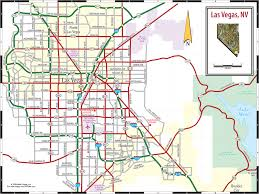 The Deuce Las Vegas Route Map by Transportation Las Vegas History Of Urban Planning