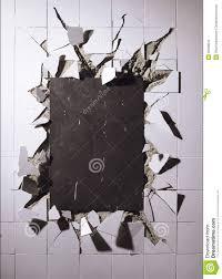 broken wall tiles stock photo image of macro grunge 26338012