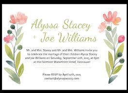 Greeting For Wedding Card Custom Printed Wedding Invitations Design Your Wedding