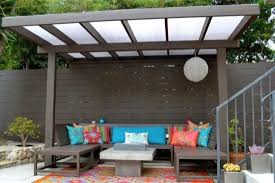 Roofing For Pergola by 35 Beautiful Pergola Designs Ideas Ultimate Home Ideas